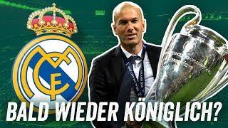 Real Madrid: Mit Zidane zu altem Glanz? Gehen Kroos, Modric & Ramos? Kommen Hazard, Mbappé & Icardi?