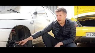 Антон Воротников Автоман на Нюрбургринг. Тормозные колодки UBS Performance