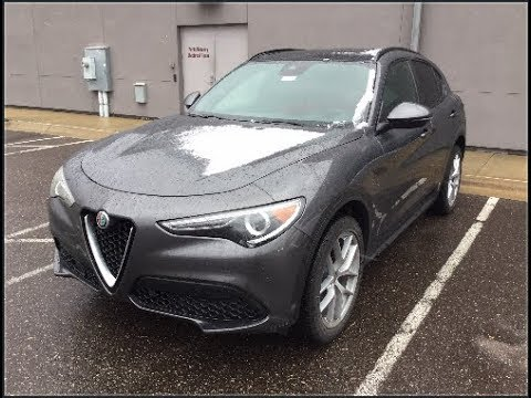 2019 Alfa Romeo Stelvio Review!