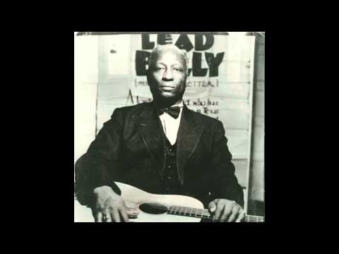 Leadbelly talking about the blues