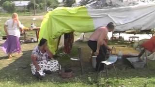 De ce s-a instalat la marginea Smeeni-ului o tabara de tigani din Liesti-Galati