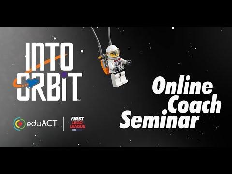 Coach Seminar FLL Greece Into Orbit – eduACT