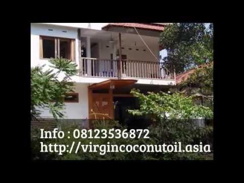 Cara Membuat Virgin Coconut Oil / VCO