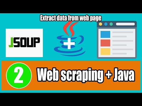 Java Web Scraping data Parse HTML WikiHow com