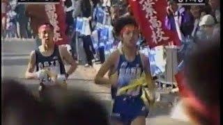 平成10年(1998年)全国高校駅伝 佐久長聖 佐藤清治が 7分55秒で走り、歴...
