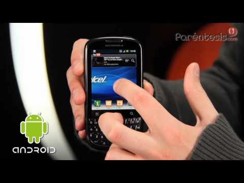 Celular Motorola Pro +