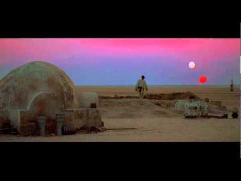 John Williams – Binary Sunset