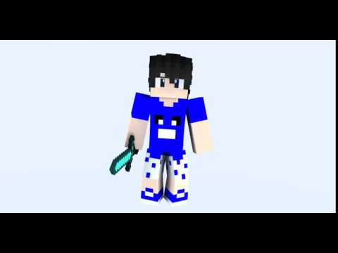 #3 Free Minecraft No Text Intro, by: eu (dual pública)