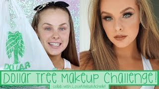 Baixar Dollar Tree Makeup Challenge | Collab with LoveMelisaMichelle!