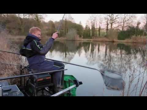 Pole Fishing With The Daiwa AIR