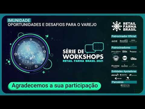 Série de Workshops Retail Farma Brasil 2021