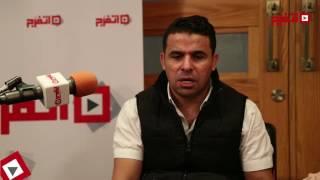 اتفرج | خالد الغندور يضع تشكيل الزمالك الأمثل أمام صن داونز