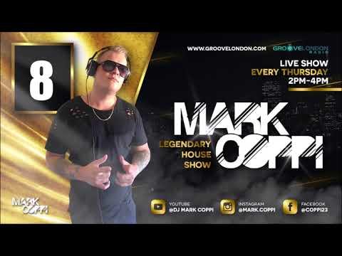 DJ MARK COPPI-LIVE set GROOVE LONDON radio-LHS#8