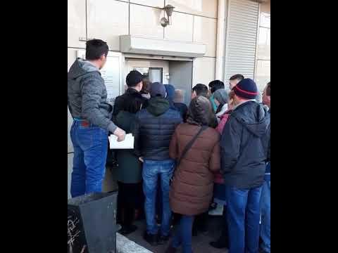 Жители Улан-Удэ устроили давку в МФЦ на Ключевской