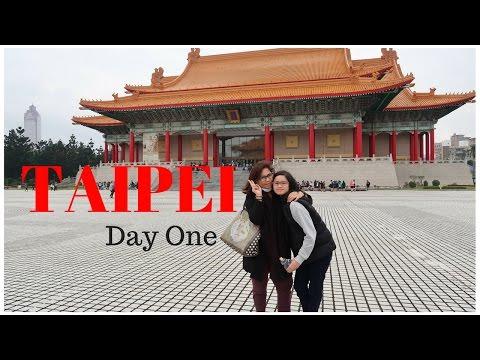 Vlog #13: Taipei 101, Din Tai Fung, Chiang Kai-Shek Memorial Hall, MRT (Taiwan Day 1)