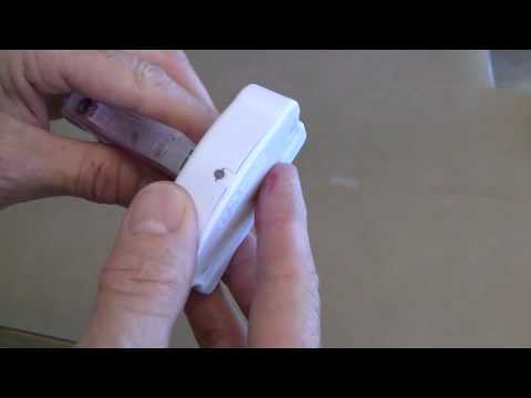Resetting Epson microchip with chip resetter video, Inkmizer