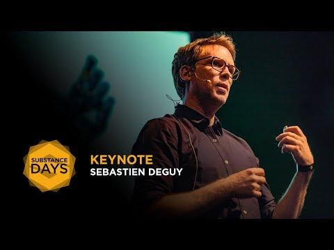 Substance Days Hollywood 2017 - Keynote