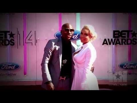 Mayweather Confronts Rapper TI's Wife Tiny @ BET Awards Red Carpet