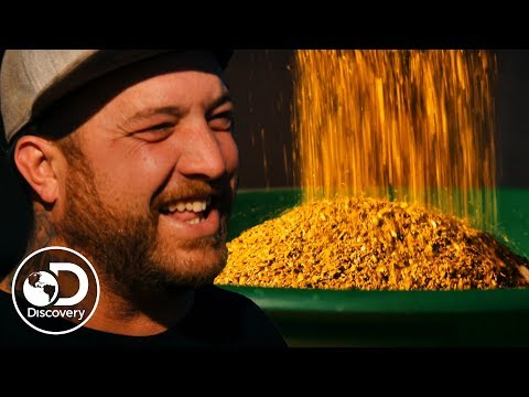 Rick's Gold Weigh-In Breaks The Scale | Gold Rush