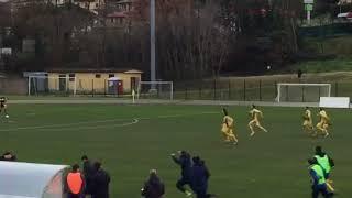 Coppa Italia Serie D S.Donato Tavarnelle-Ostiamare 5-4 il rigore decisivo di Pozzi