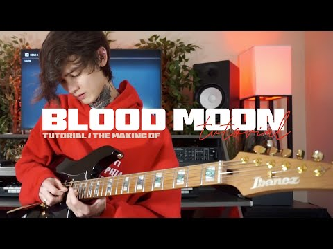 Blood Moon Tutorial / The Making Of