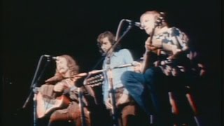 Complete Woodstock 1969 recording of Crosby Stills Nash and Young.