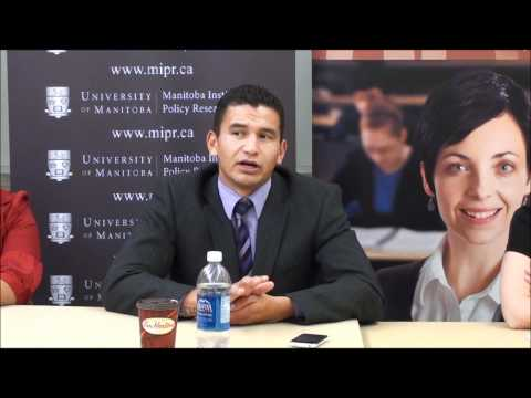 [U2011] Wab Kinew on Aboriginal Politics