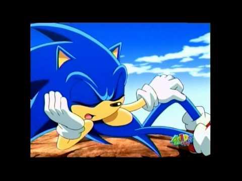 Sonic's 'Hot' (Sonic tribute)