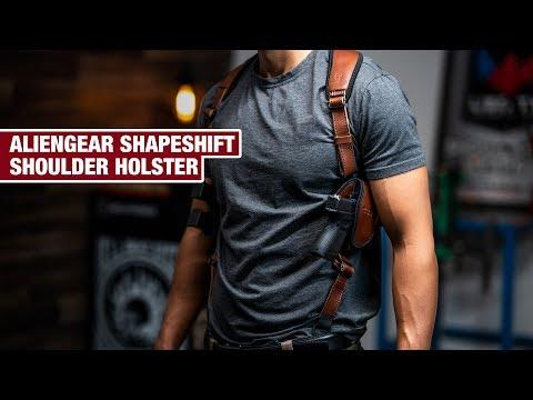 Alien Gear ShapeShift Shoulder Holster Review