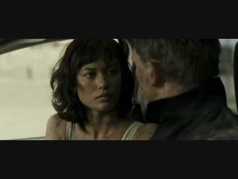 Quantum of Solace - James & Camille Car Scene