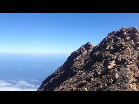 Panomârica do Pico Ilha do Fogo - Cabo Verde - 21.11.14 um dia antes da erupção