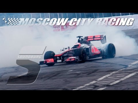 Moscow City Racing 2013: Formula 1
