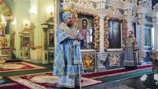 Слово митрополита Ферапонта в праздник Благовещения