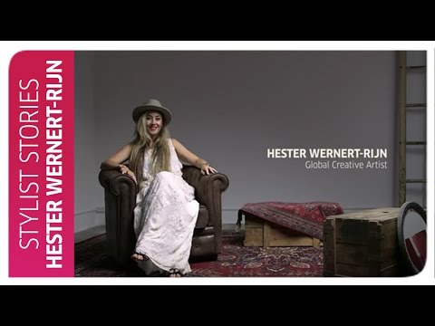 Hester Wernert Rijn - Global Creative Artist Wella Professionals - Stylist Story