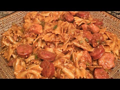 Pastalaya By The Cajun Ninja