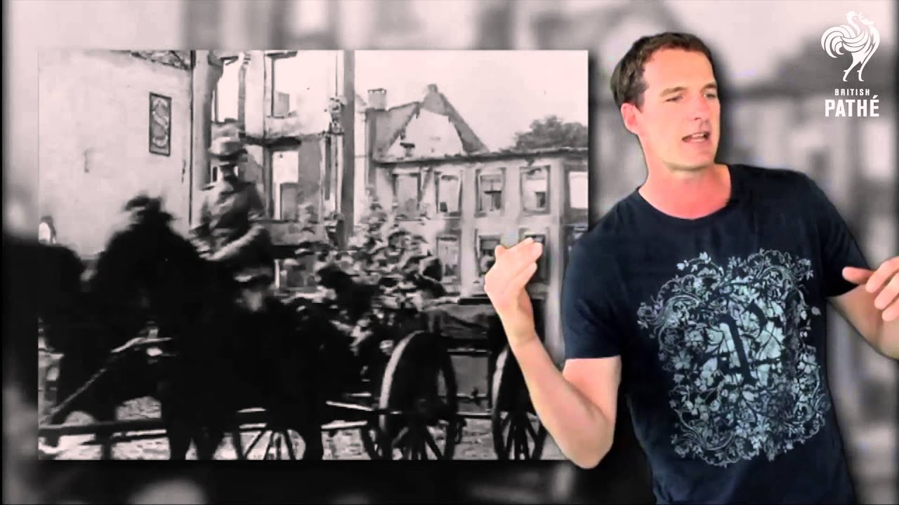 Why did WW1 start? Dan Snow explains in 2 minutes - YouTube