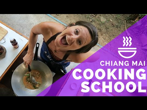 THE BEST Thai Cooking School | Chiang Mai Thailand