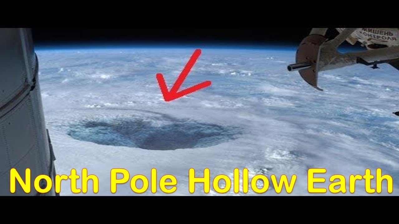 Hollow Earth Filmed From Space Nasa Insider Exposes