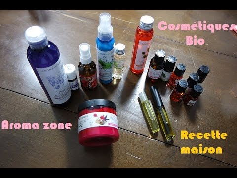 oO°Hold up sur Aroma Zone !°OoO°Recette Bio°O Cheveux, ongles, cils ....