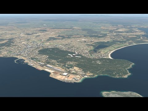 X Plane 11 Flight Simulator Photo Real Scenery Albany WA