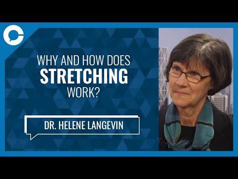 The Science of Stretch (w/ Dr. Helene Langevin, Harvard Medical School and Brigham Women's Hospital)