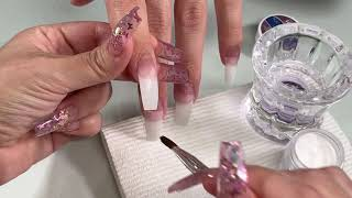 How To: Kiss Acrylic Nail Kit For Beginners