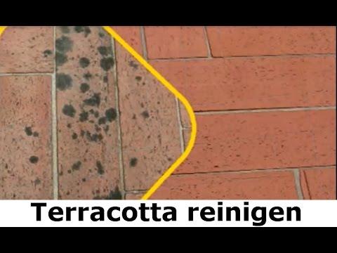 Terracotta Reinigen Cottofliesen Impragnieren Naturstein