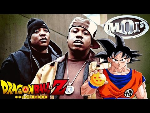 DBZ Vs M.O.P. - ANTE UP REMIX feat  Busta Rhymes, Teflon & Remy Martin
