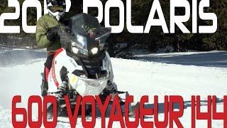 STV 2017 Polaris 600 Voyageur 144