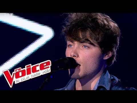 AaRON – U-Turn (Lili) | Jude Todd | The Voice France 2013 | Blind Audition