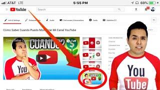 📱 Como Subir Una Miniatura A YouTube Con El Teléfono Y Google Chrome