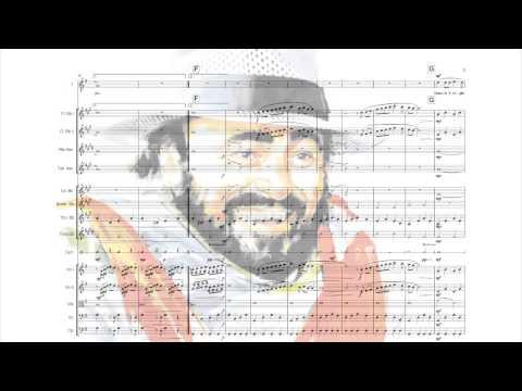 Mamma Son Tanto Felice (Bixio) for Orchestra