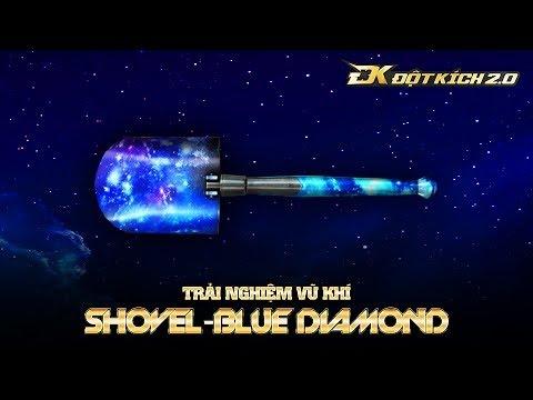 CFVN 2.0 ☼ Clip quay¬Shovel-Blue Diamond¬ ».Ѷ-¶Ö.«°²
