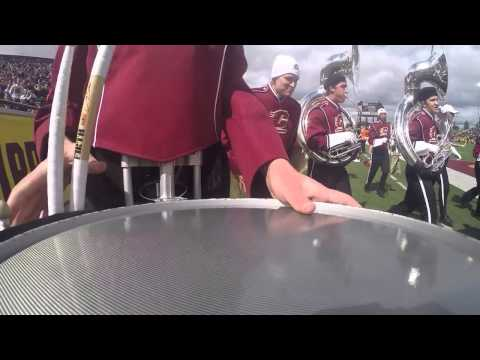 CMU Marching Chips - The Running Band
